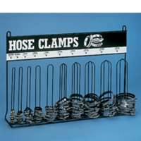 HOSE CLAMP ASST - STAINLESS - 100 PCS